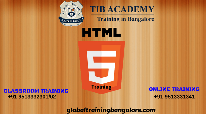 The best: html training institutes in bangalore dating