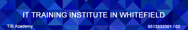 Best IT Training Institute in WHITEFIELD