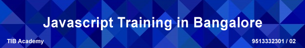 javascript training in bangalore