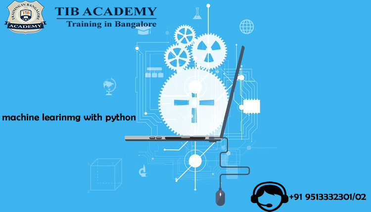 Best Institute for Machine Learning with Python Training in