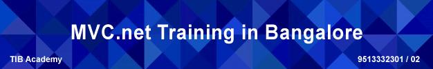 mvc.neti training in bangalore
